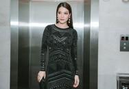 Trương Ngọc Ánh diện váy bó sát, khoét eo đi sự kiện