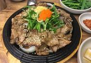 Cuối thu, nhắm thử củ cải muối cuốn thịt bò ở Hàn Quốc