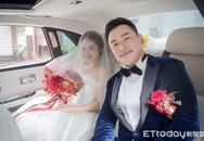 Lễ cưới tài tử 'Bao Thanh Thiên' gặp sự cố vì váy cô dâu bị cháy