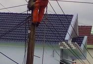 Phú Yên: Một thợ điện bị giật bất tỉnh khi đang sửa đường dây