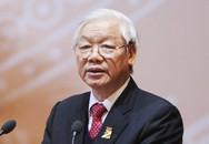 Tổng bí thư: 'Tránh nhạt Đảng, khô Đoàn, xa rời chính trị'
