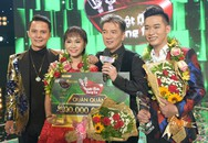 Học trò Đàm Vĩnh Hưng đăng quang Tuyệt đỉnh song ca 2017