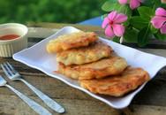 Bánh ngô chiên giòn dễ làm ăn lại ngon