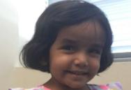 Bé gái mất tích sau khi bị bố phạt đứng một mình ngoài nhà