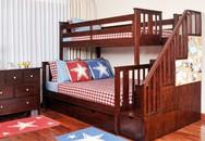 Nhà tôi bỏ phí giường tầng từ khi mua 2 năm trước