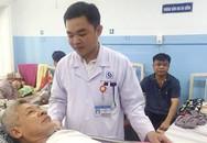 Bác sĩ chạy đua với 'tử thần' để cứu bệnh nhân chảy máu ồ ạt