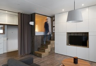 """Căn hộ 35m² không có chi tiết thừa nhờ nội thất """"đo ni đóng giày"""" hoàn hảo"""
