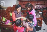 Cái Tết vắng chồng của người phụ nữ có 14 đứa con sống giữa Hà Nội