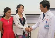 Ca phẫu thuật đổi chéo nội tang đầu tiên ở Việt Nam