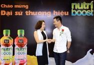 Phan Anh chính thức trở thành đại sứ thương hiệu của Nutriboost
