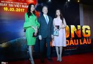 Đại sứ Mỹ và nghệ sĩ Việt dự công chiếu 'Kong: Skull Island' ở Hà Nội