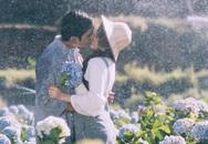 Hòa Minzy khóa môi con trai nuôi Hoài Linh trong MV mới