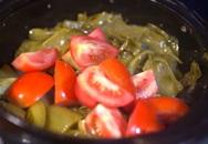 Cá chép om dưa chua thơm lừng cho ngày thứ 7