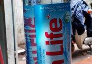 Nước I-on Life của Công ty CP nước Hoàng Minh bị khách hàng phản ánh có cặn và chất dơ bên trong