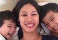 Mẹ Việt tự cứu mình khỏi trầm cảm sau sinh nhờ một câu thần chú