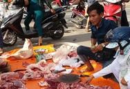 Thịt heo 100.000 đồng 3 kg bán khắp Sài Gòn