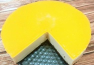 Cách làm bánh cheesecake chanh dây mát lạnh không cần lò nướng