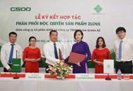 G500 và Grow Green AZ ký thỏa thuận hợp tác phân phối sản phẩm Zlove
