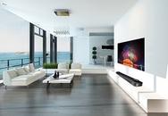 3 tuyệt chiêu bố trí TV siêu mỏng trong phòng khách hiện đại