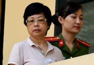 Cựu đại biểu Quốc hội Châu Thị Thu Nga: 'Công an bắt tôi quá sớm'