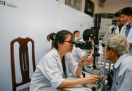 """Chương trình chăm sóc mắt cộng đồng 2017 """"Vì một Việt Nam mắt sáng rạng ngời"""""""