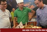 Nghệ sĩ Xuân Bắc hào hứng tham gia lễ khai trương cửa hàng thực phẩm hữu cơ Smile Cook