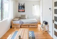 Cận cảnh căn hộ siêu gọn gàng, tiêu biểu cho phong cách tối giản của Nhật