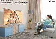 Nhận ngay 12 tháng trải nghiệm miễn phí Clip TV từ Smart TV Samsung