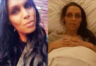 Nếu nghĩ mình quá trẻ để mắc ung thư thì hãy đọc câu chuyện về người phụ nữ chỉ còn da bọc xương này