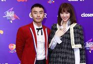 Hari Won bị ném đá vì 'hồn nhiên' quá đà khi làm MC thảm đỏ MAMA 2017