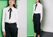 """Sơmi trắng: chiếc áo vốn khô khan, nghiêm túc đang """"tự F5 mình"""" bằng những cách điệu thú vị"""