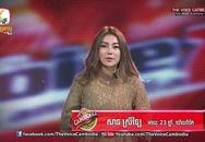 """Á quân """"The Voice Campuchia 2016"""" bị chồng bắn chết bằng 3 phát súng"""