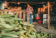 Bên trong khu chợ bắp lớn nhất Sài Gòn