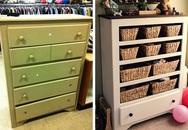 Bạn tiếc khi phải vứt đồ nội thất cũ đi, đừng lo, 15 ý tưởng này sẽ giúp bạn tái sử dụng chúng một cách hiệu quả