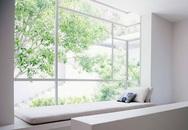 Ghế bên cửa sổ: Không giãn thư giãn tuyệt vời cho những ngôi nhà không có sân vườn