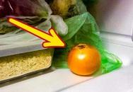Mẹo vặt giúp công việc bếp núc nhanh hơn