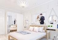 Phòng ngủ 15m² của vợ chồng trẻ đẹp hoàn hảo chỉ với 20 triệu