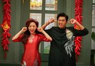 Linh Phi không ghen khi ông xã Quang Tuấn diễn cùng gái đẹp