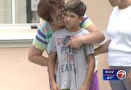 Cậu bé 11 tuổi mất tích được tìm thấy trốn trên mái nhà
