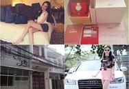 Khối tài sản đáng nể của Á hậu Huyền My, Angela Phương Trinh