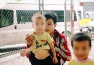 """Gặp người chồng """"bị vợ bỏ, đưa 2 con trai đi ăn xin"""" ở Hà Nội gây xôn xao trên MXH"""