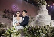 Đám cưới triệu đô sang chảnh hết nấc của mỹ nhân đẹp nhất nhì Thái Lan
