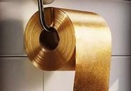 Chỉ có đại gia mới dám bỏ 1,5 triệu USD để mua cuộn giấy vệ sinh này về dùng