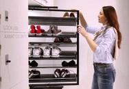 Tủ đựng đồ đa năng thông minh dành cho nhà hẹp