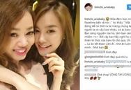 """Linh Chi lại treo status dằn mặt anti-fan khi bạn trai bị chửi tả tơi vì """"nói phũ"""" về vợ cũ"""