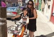 Hoa hậu Diễm Hương mua nhà ở Mỹ cho con trai đầu lòng