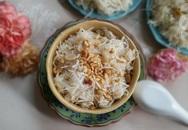Xôi dừa dẻo thơm cho bữa sáng ngon miệng