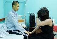 Tâm sự rơi nước mắt của cô gái đi tìm nguồn hiến tạng cho người yêu bị suy gan nặng