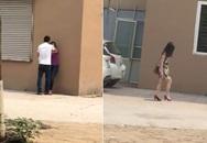 Bắt gặp chồng đi nhà nghỉ với bồ, người vợ có hành động khiến nhiều người bất ngờ