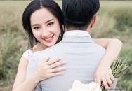 Ảnh cưới ngoài... ruộng của nghệ sĩ hài quán quân Cười xuyên Việt